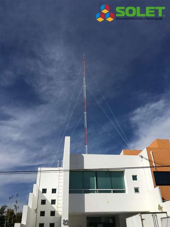 Torres telecomunicaciones