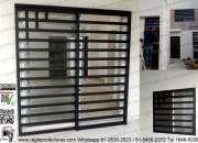 Regio Protectores - Protectores instal en el Fracc Los Lienzos 33