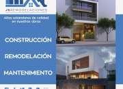 Remodelaciones cdmx