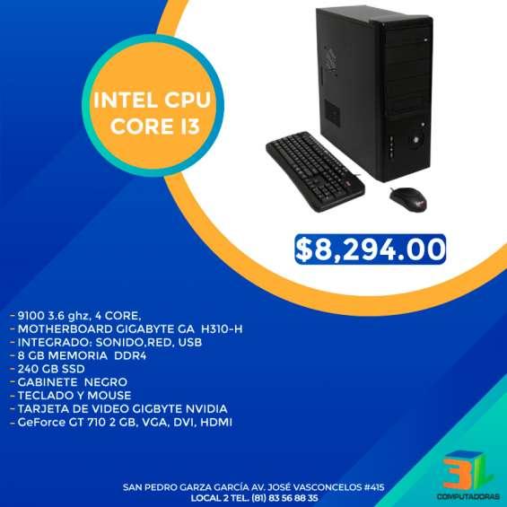 3l computadoras: