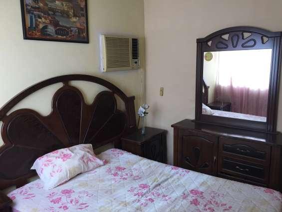 Rento casa amueblada en monterrey a 15 min uanl (area escobedo)
