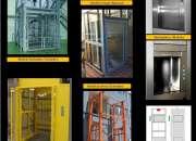 Proyectacion y Construccion de Ascensores de Carga Industrial