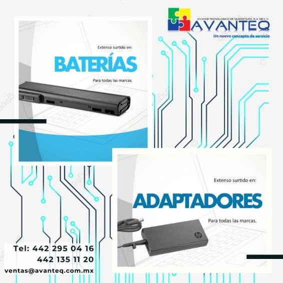 Baterias para portatil