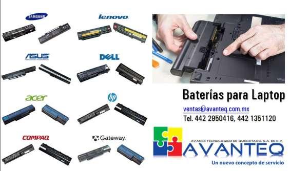 Baterias para laptop