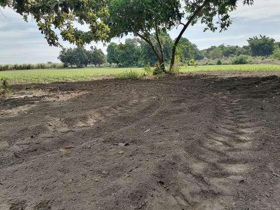 Vendo 10.64 hectareas de terreno para siembra