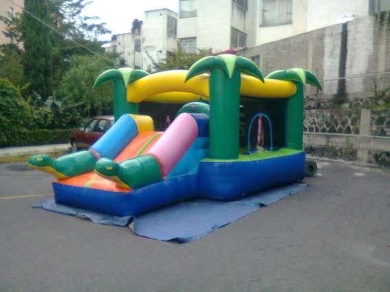 Renta de juegos little tikes, futbolitos, inflables, brincoline !!!!