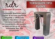 TORNIQUTE TIPO PUENTE  - RDR SOLUCIONES DE ACCESO