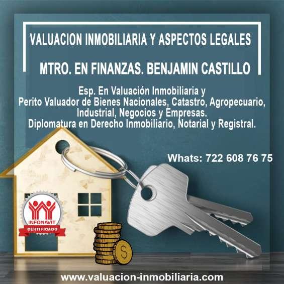 Valuacion inmobiliaria